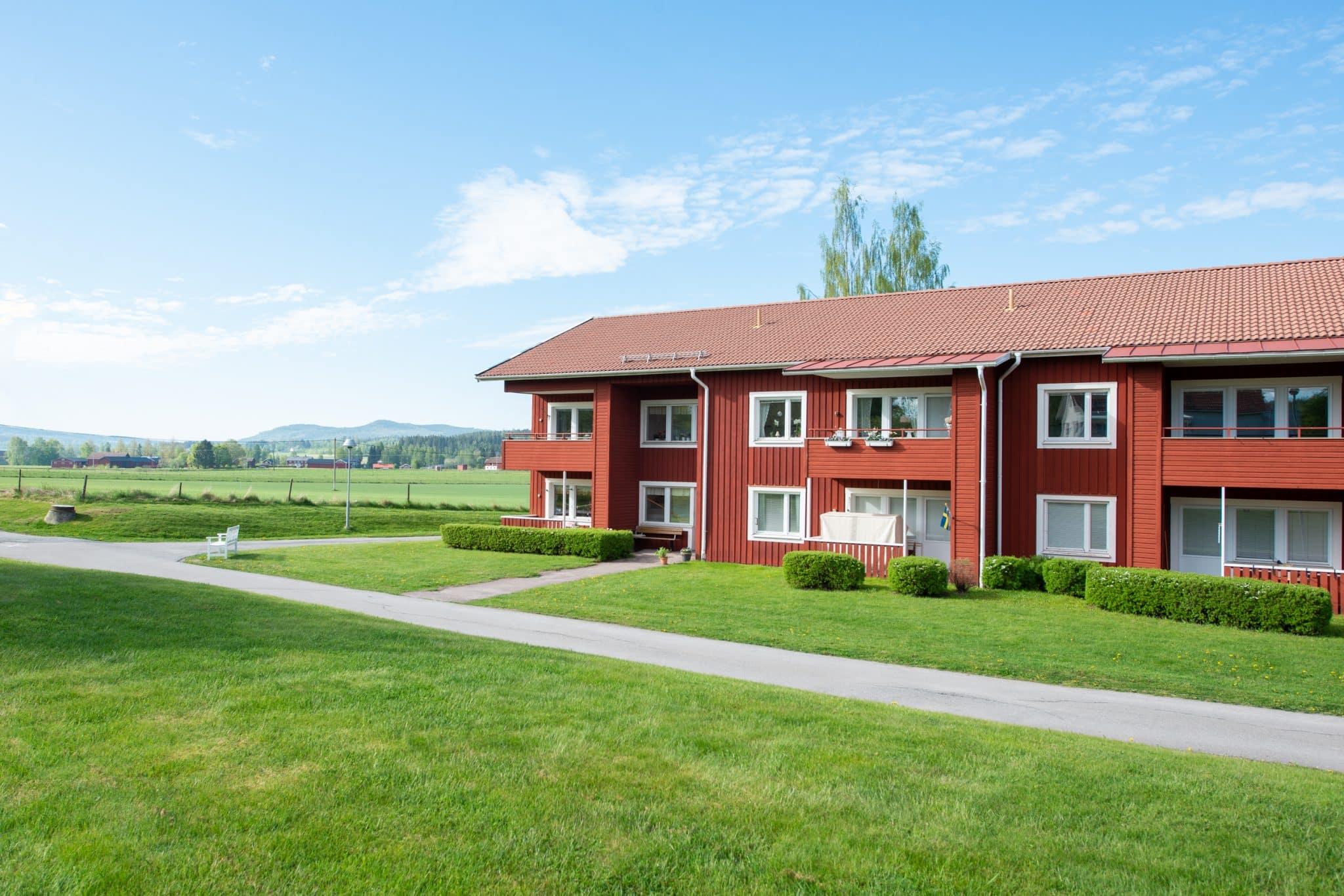 Bostadsområden, Säterbostäder, Stora Skedvi
