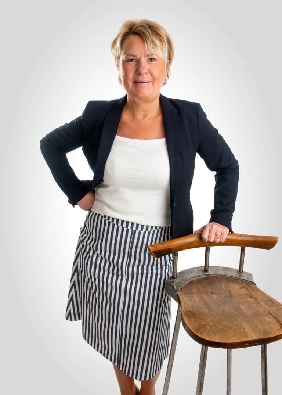Ellinor Fredriksson, Säterbostäder